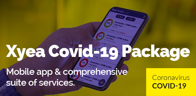 Xyea Covid-19 Package